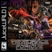 CD cover van Death Race For Love van Juice WRLD