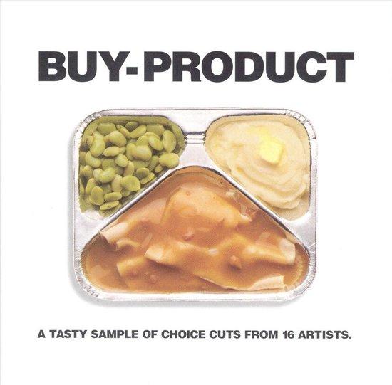 CD cover van Buy-Product van various artists