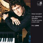 Paul Lewis - The Last Sonatas