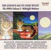 Golden Age Of Light Music: 1950's