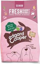 Edgard & Cooper Hondenvoer Konijn, Pruim, Broccoli 700 gr