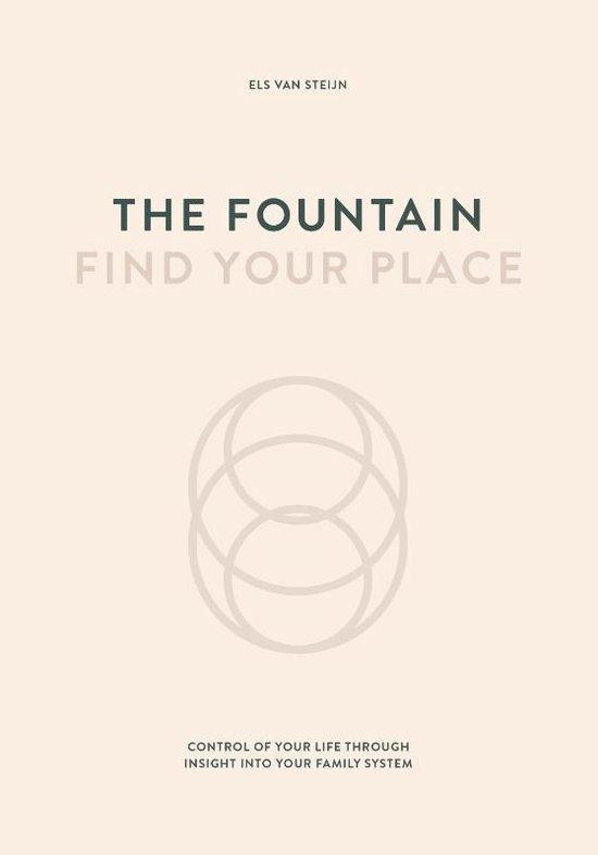 Boek cover The Fountain, find your place van Els van Steijn (Hardcover)