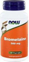 Now Foods - Bromelaïne 500 mg - 60 Vegicaps