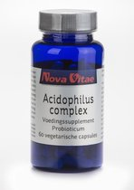 Nova Vitae Acidophilus Complex Capsules 60 st