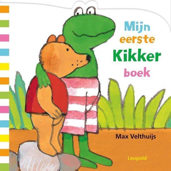 Kikker - Mijn eerste Kikkerboek