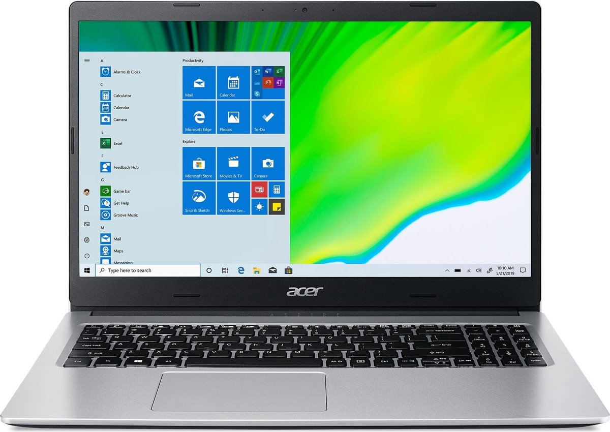 "Acer Aspire A315-23-R1K8 - Laptop - 15.6"" - 256GB"