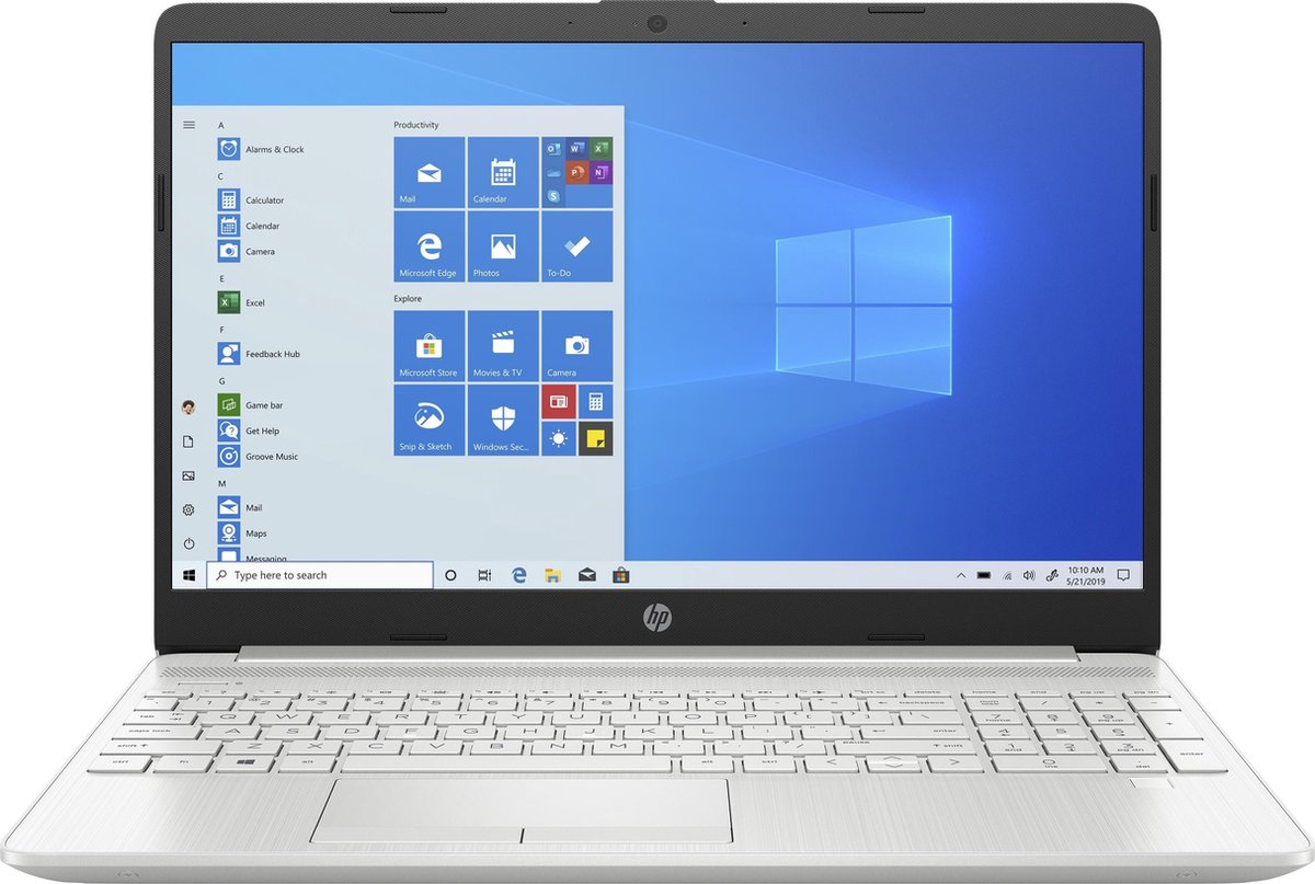 HP 15-dw1710nd - Laptop - 15.6 inch