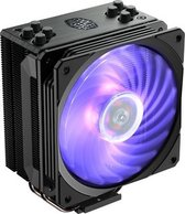 Cooler Master Hyper 212 RGB Processor Koeler 12 cm Zwart