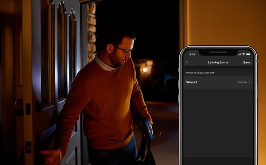 Philips Hue Starterspakket - White and Color Ambiance - Met dimmer switch - E27