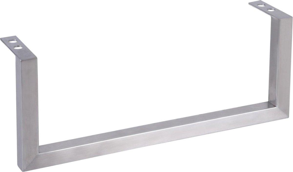 Handdoekhouder Differnz 50x14 cm Mat Chroom
