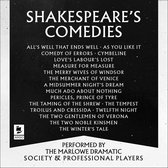 Shakespeare: The Comedies: Featuring All 13 of William Shakespeare's Comedic Plays (Argo Classics)