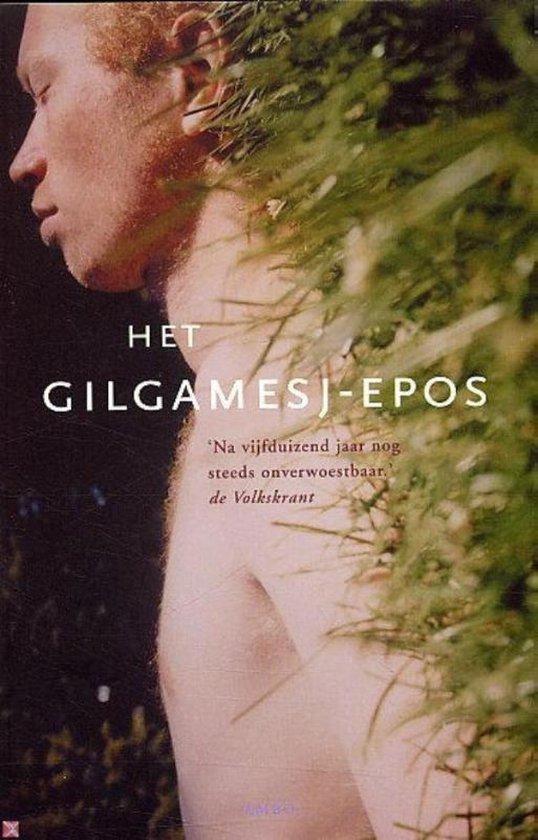 Boek cover Het Gilgamesj-epos van Frank Westerman (Paperback)