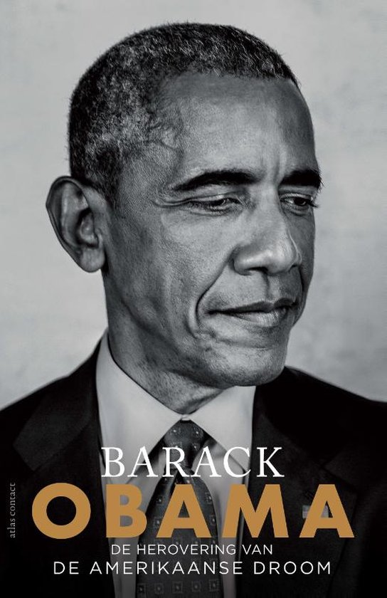 Boek cover De herovering van de Amerikaanse droom van Barack Obama (Paperback)