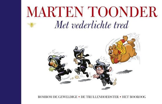 Met vederlichte tred - Toonder, Marten