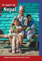 Te gast in pocket - Te gast in Nepal
