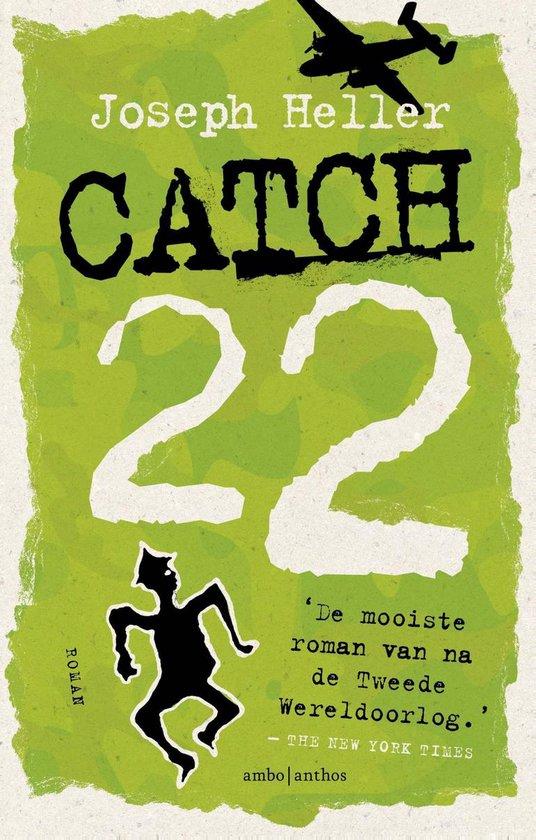 Boek cover Catch 22 van Joseph Heller (Paperback)