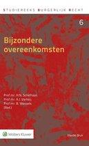 Boek cover Bijzondere overeenkomsten van M.M.R. van Ardenne-Dick (Hardcover)