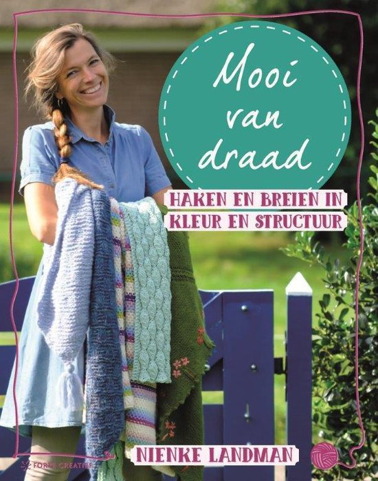 Forte Boek - Mooi van draad Nienke Landman