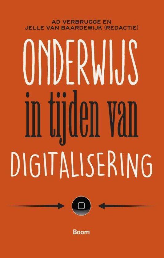 Onderwijs in tijden van digitalisering