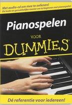 Pianospelen V Dummies B/Cd