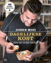 Boek cover Dagelijkse kost van Jeroen Meus (Hardcover)