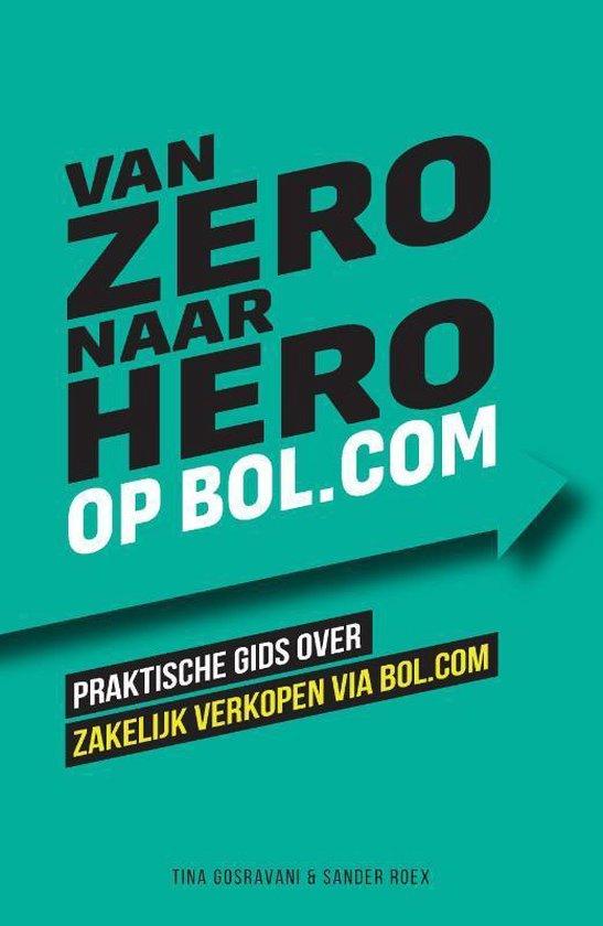 Boek cover Van Zero naar Hero op bol.com van Tina Gosravani (Paperback)