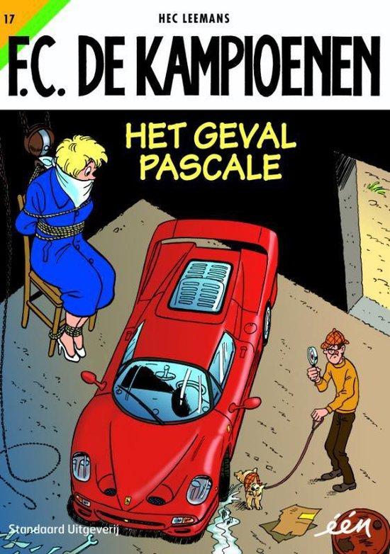 Cover van het boek 'Kampioenen / 17 Het geval Pascale'