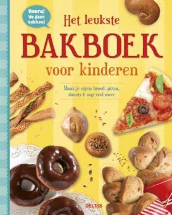 Boek cover Het leukste bakboek voor kinderen van Abigail Wheatley (Onbekend)