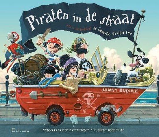 Piraten in de straat