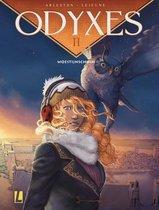 Odyxes 2 -   Woestijnschuim