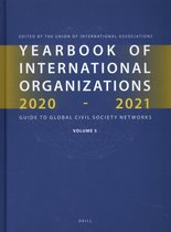 Yearbook of International Organizations 2020-2021, Volume 5