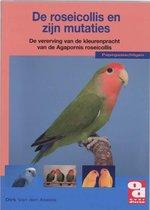 Over Dieren 155 -   De roseicollis en zijn mutaties