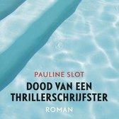 Dood van een thrillerschrijfster