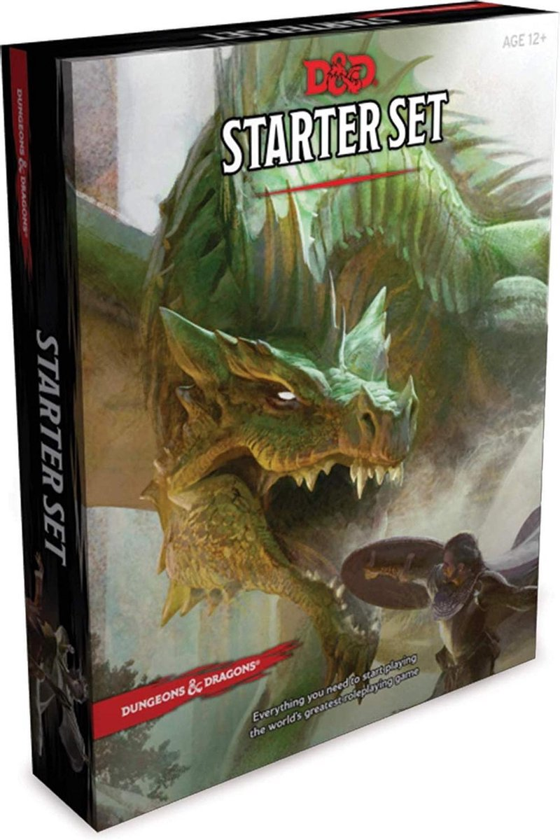 Dungeons en Dragons Roleplaying Game Starter Set (D&D Boxed Game)
