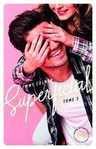 Boek cover Superficial - tome 3 van Emmy Colner