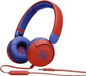 JBL JR310 Headset Blauw/Rood - On-ear kinder koptelefoon