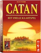 Catan: Het snelle Kaartspel Kaartspel