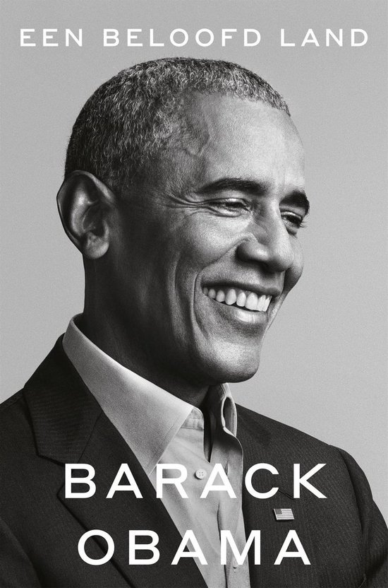 Boek cover Een beloofd land van Barack Obama (Onbekend)
