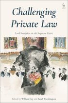 Omslag Challenging Private Law