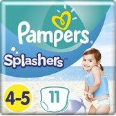 Pampers Splashers Wegwerpbare Zwemluiers - Maat 4-5 (9-15 kg) - 33 stuks - Voordeelverpakking