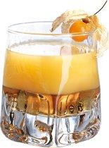 Durobor Whiskyglazen Quartz 33 cl - Set-6