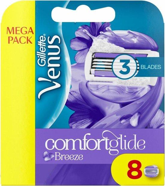 Gillette - Venus Breeze Blades 8 Pack