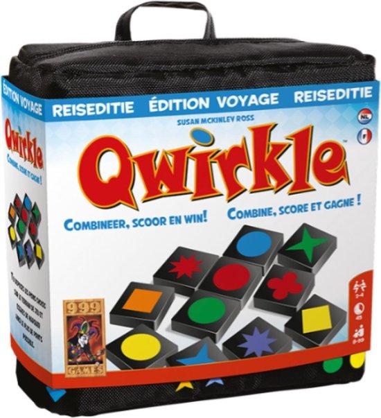 Qwirkle Reiseditie – Reisspel