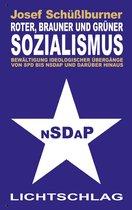 Boek cover Roter, brauner und grüner Sozialismus van Josef Schüßlburner