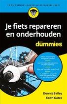 Voor Dummies  -   Je fiets repareren en onderhouden voor Dummies