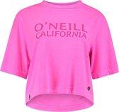 O'Neill T-Shirt Big Logo Cropped