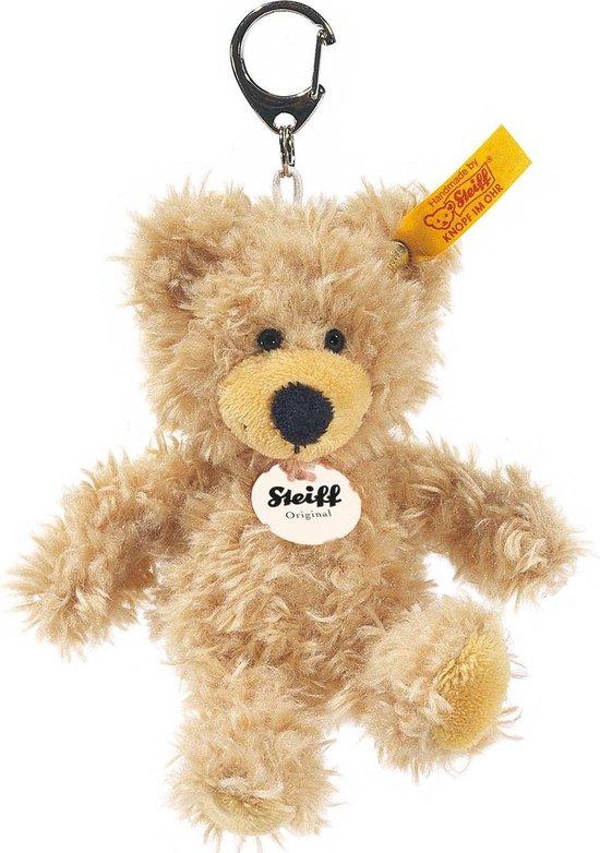 Afbeelding van het spel Steiff sleutelhanger Charly teddybeer 12 cm. EAN 111884
