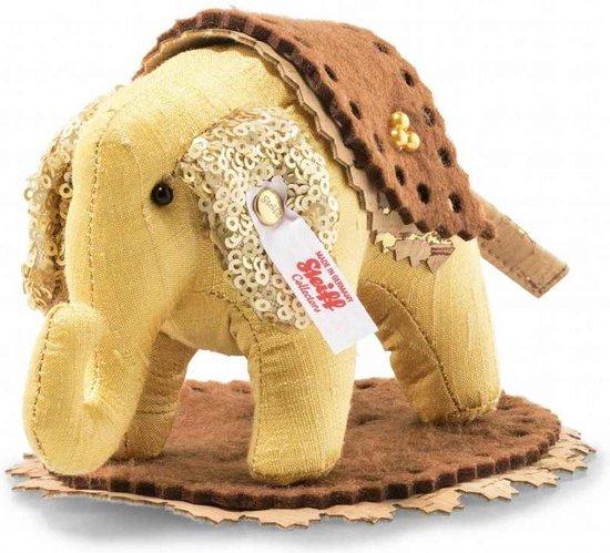 Afbeelding van het spel Steiff Steffi kleine olifant 12 cm. EAN 006265