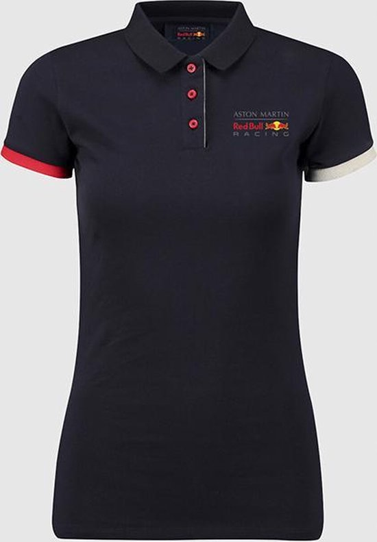 Red Bull Racing - Max Verstappen - Classic Polo Navy - Maat M