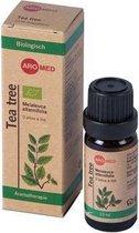 Aromed Tea Tree olie - 10 ml - Biologisch - Etherische olie